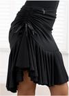 Spódnica do tańca salsa, rumba, latino (2)