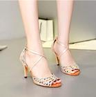 Buty do tańca ślubne (7)