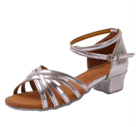 buty do tańca towarzyskiego damskie niski obcas