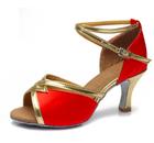 czerwone buty do tańca, buty do latino, buty do salsy, buty do tańczenia, obuwie do tańczenia, buty na wesele, buty do tańca towarzyskiegigo